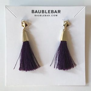 Baublebar Festival Tassel Earrings Bloomingdale's